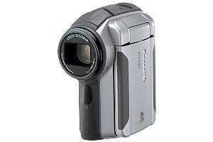 パナソニック ビデオ カメラ sd カード